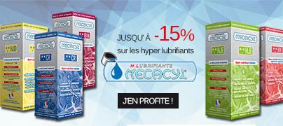 Promo hyper lubrifiants Mecacyl