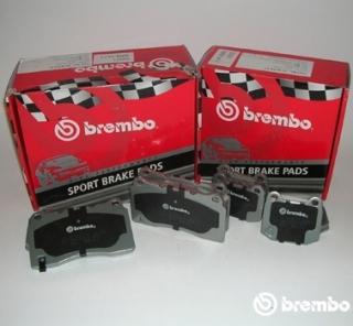 Plaquettes BREMBO HP200