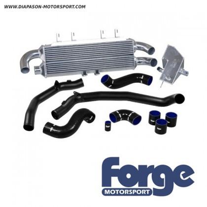 FORGE MOTORSPORT - Kit face avant Twintercooler Audi A3 2.0 TDI - Audi A3 A3 2.0 Diesel