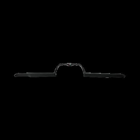 Rebord arrière en fibre de carbone AKRAPOVIC - Porsche 911 GT3/RS (997 FL) 4.0 2011 -> 2012