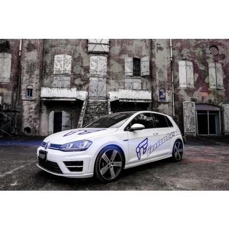 IPE - INNOTECH - VW Golf 7 R - LIGNE COMPLETE INOX AVEC VALVES