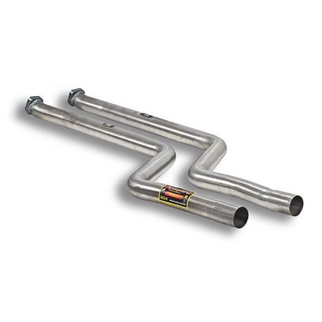 SUPERSPRINT - Tube de suppression Catalyseurs - BMW E90 (Sedan/Coupé/Cabrio) 335i Bi-Turbo (306 Hp)