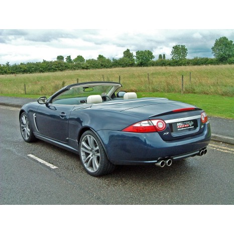 MILLTEK - Jaguar XKR 4.2 V8 - Catalyseurs Hi-Flow