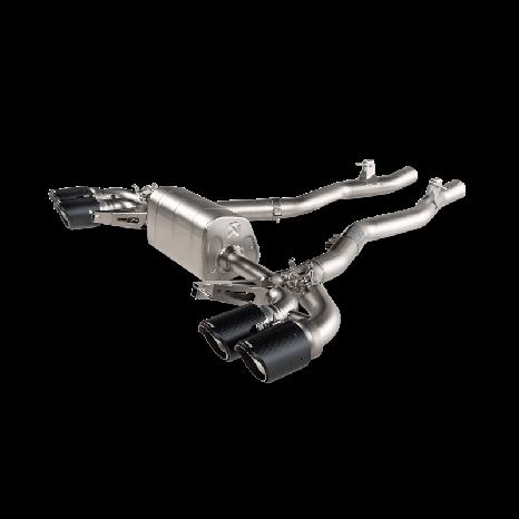 Echappement AKRAPOVIC - BMW M8  / M8 Competition (F91, F92) 2020