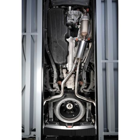 MILLTEK - Range Rover Sport 2.7 et 3.0 TDV6 - S/SE/HSE - Ligne après catalyseur origine