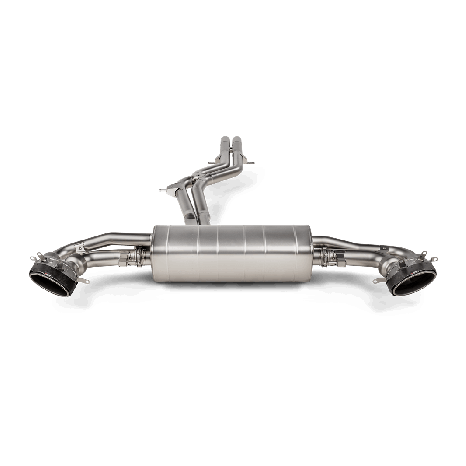 Slip on AKRAPOVIC - AUDI RS Q8 (4M) - OPF/GPF 2021