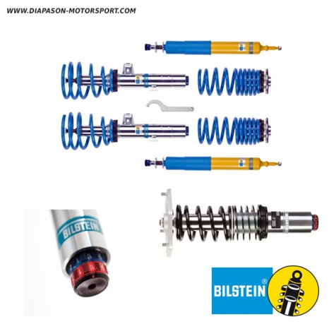 Amortisseur BILSTEIN - B16 Club Sport - Kit combiné fileté - BMW   Série 1 (E87)- 118D, 120D, 123D, 130i, châssis standart