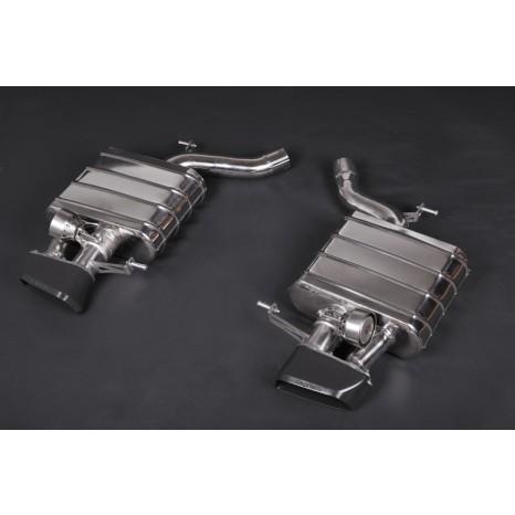 Silencieux avec valves CAPRISTO - BMW 650i