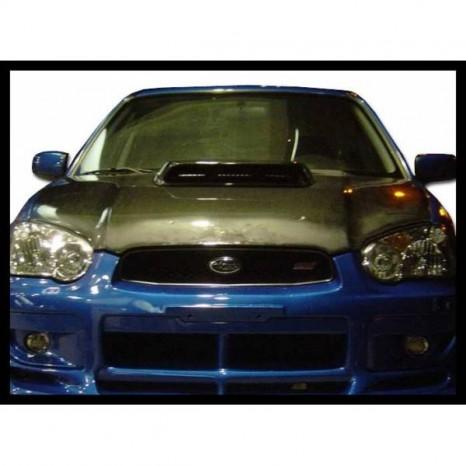 Capot Carbone Subaru Impreza '04 S/T