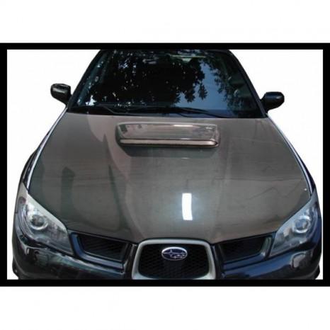 Capot Carbone Subaru Impreza '06 S/T