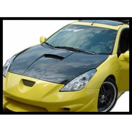 Capot Carbone Toyota Celica'00 B S/T