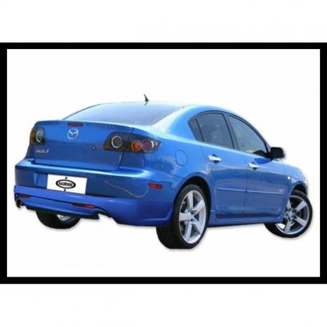 Deflecteur Arriere Mazda 3 4P.