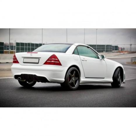 Jupes Mercedes SLK R170 Look AMG