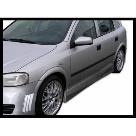Jupes Opel Astra G Plastique