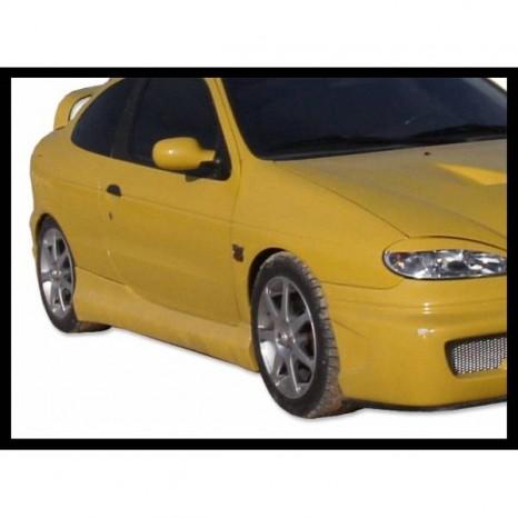 Jupes Renault Megane Coupe Impact