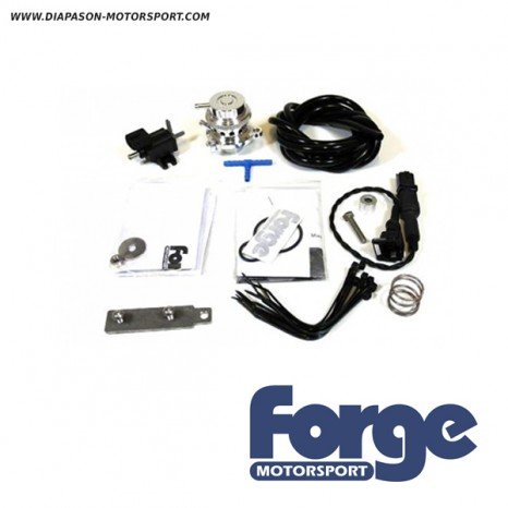 FORGE MOTORSPORT - Dump Valve à piston pour Porsche 997/2 Turbo avec durite (Paire)  - Porsche 911 997/2 Turbo