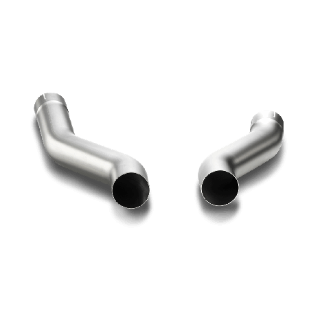 Link pipe en titane AKRAPOVIC - Porsche Cayenne (958) 2010 -> 2014