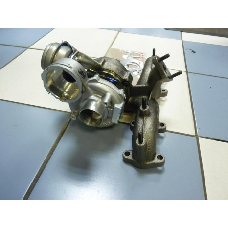 TURBO GT DIAPASON 1722 - VAG 1.9 TDI 130/150