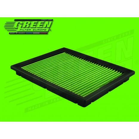 Filtre à air GREEN - BMW X5 E53 4