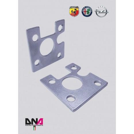 ALFA MITO Kit de plaques pour chambre arrière / négatif - DNA RACING