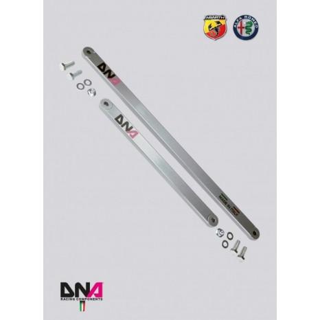 ALFA MITO Kit de tiges double pour sous-cadre (uniqu. modèles essence) - DNA RACING