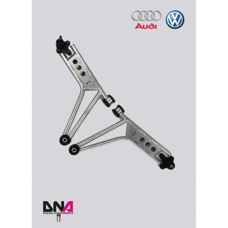 AUDI A3 Kit bras de suspension avant - DNA RACING