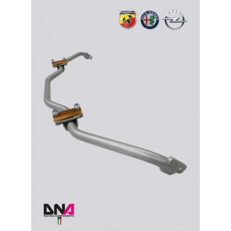 ALFA MITO 25mm Kit de barres de torsion avant - DNA RACING