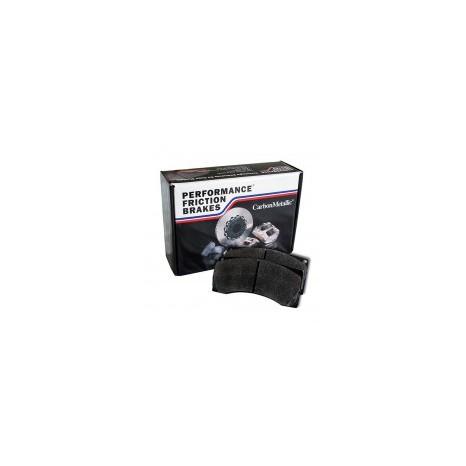 Plaquettes de frein AV - PFC Endurance - Nissan GTR 480 cv