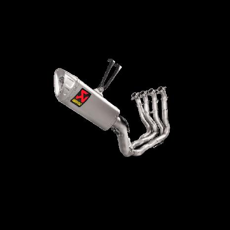 Ligne Evolution Akrapovic en titane pour Honda CBR 1000 RR  (2017 -> 2017)