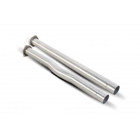 Tube de remplacement catalyseur secondaire SCORPION - Audi RS3 8P 2011 -> 2012