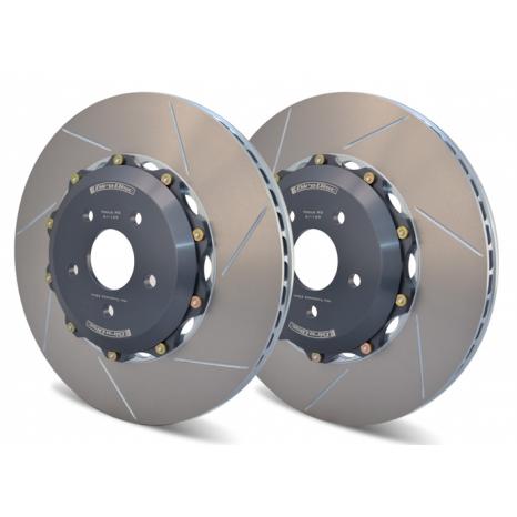 Disques de frein rainurés AVANT GIRODISC - FOCUS RS MK3 350 x 27