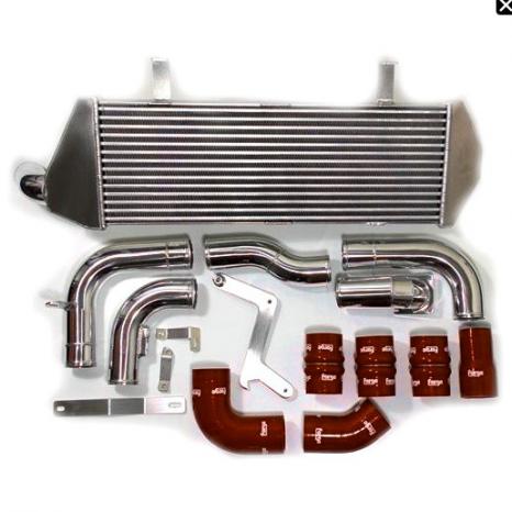 FORGE MOTORSPORT - Kit intercooler face avant Astra VXR - Opel Astra Astra H VXR