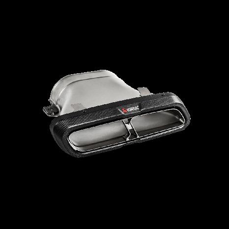 Sorties en carbone Mat AKRAPOVIC - Mercedes-AMG E 63 / E 63 S (W213) 2017 -> 2018