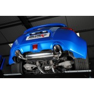 MILLTEK - Nissan 370Z Coupé - Ligne après catalyseur origine sans silencieux intermediaire