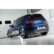 MILLTEK - Volkswagen Golf MK7 GTi/Performance 2.0 TSI GTI - 220/230ch - Descente de Turbo avec remplacement catalyseur