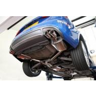 MILLTEK - AUDI S4 3.0 V6 B8 - Ligne après catalyseur origine - Race système
