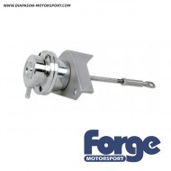FORGE MOTORSPORT - Wastegate reglable alu K04 Turbo - Audi S3 S3 1.8T (8L)