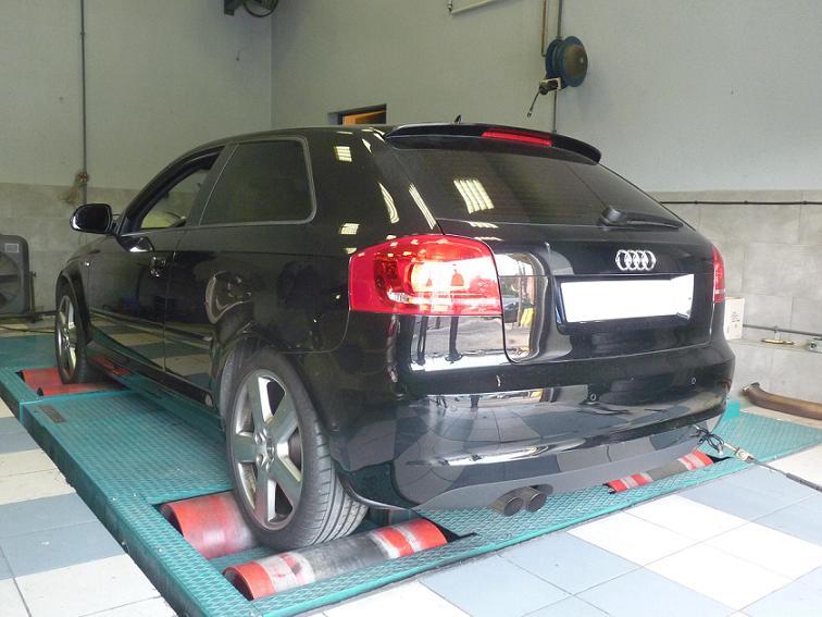 Audi A3 2.0TDI 140/170