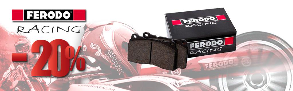 plaquettes de frein ferodo racing