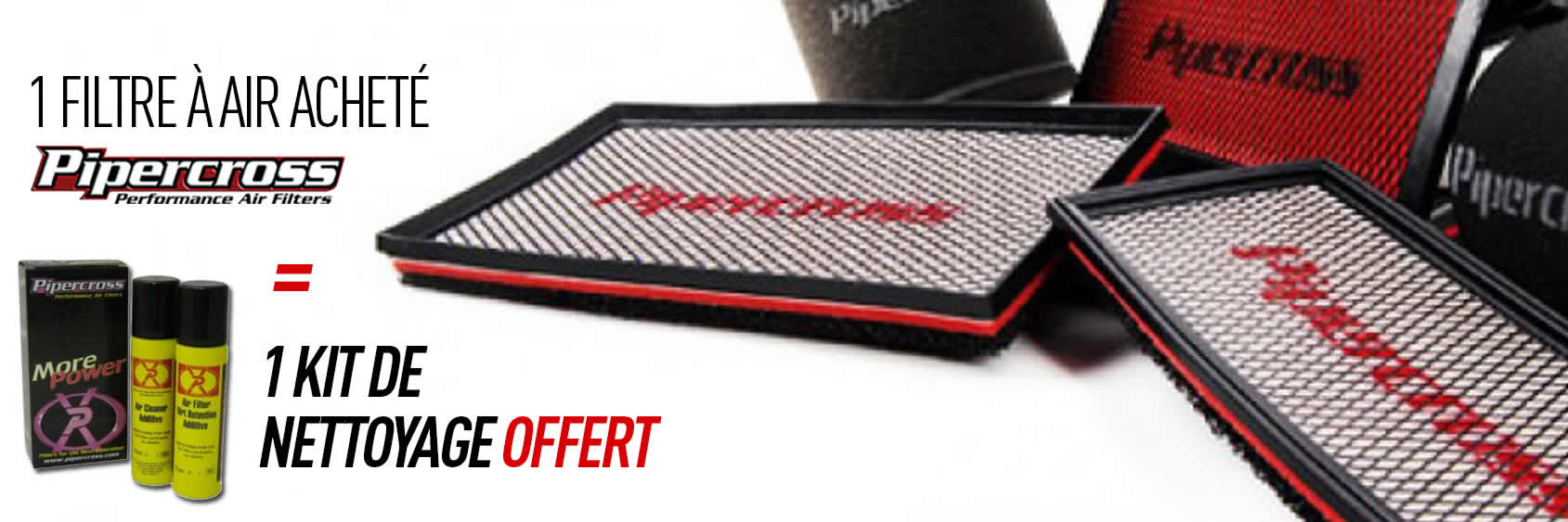 promotion filtre a air sport