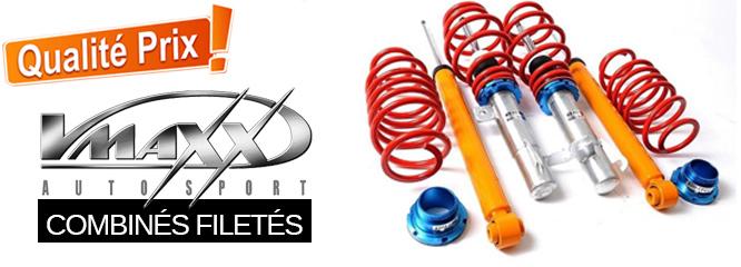 Combinés filetés V-MAXX