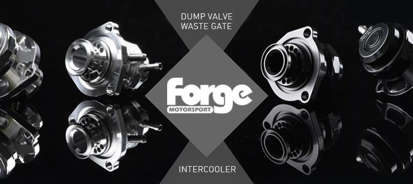 Turbos et accessoires Forge